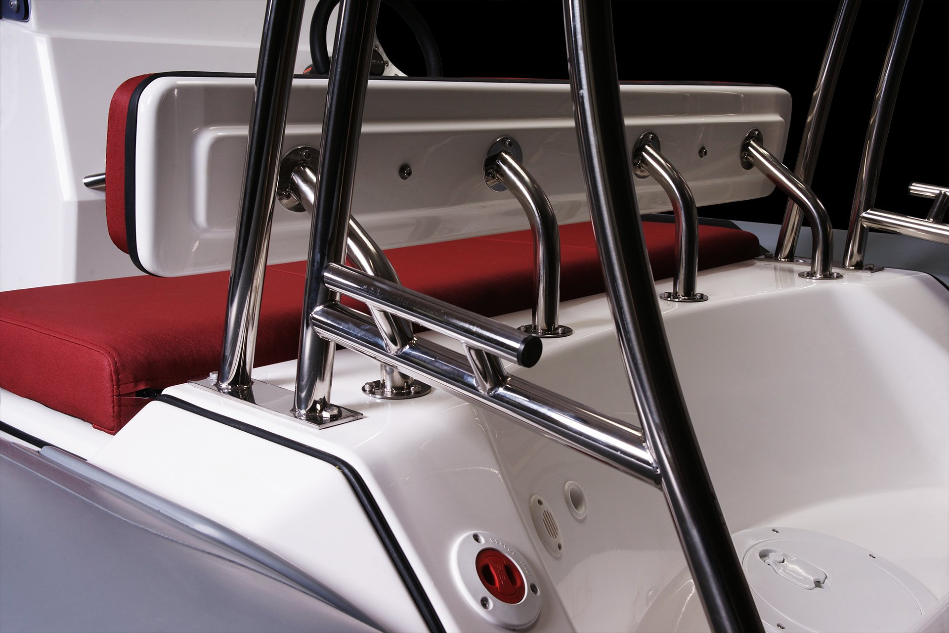 Navigator 485 Seating