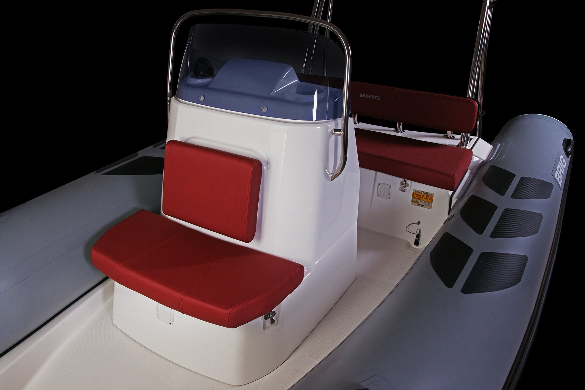 Navigator 485 Inflatable Boat