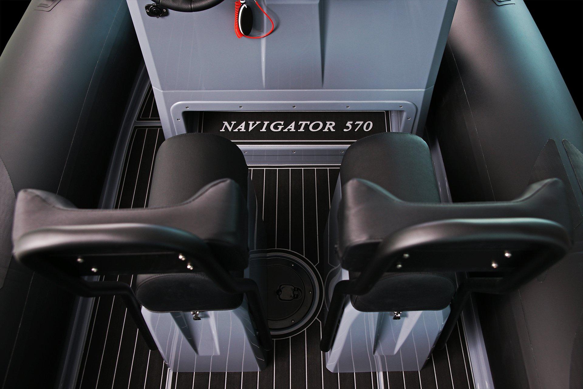 Navigator 570 Floor